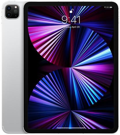 "Apple iPad Pro 11"" (2021) 5G 2TB Silver (16GB RAM)"